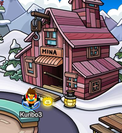 Cabaña de la Mina